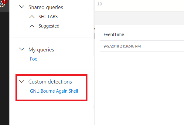 custom detection