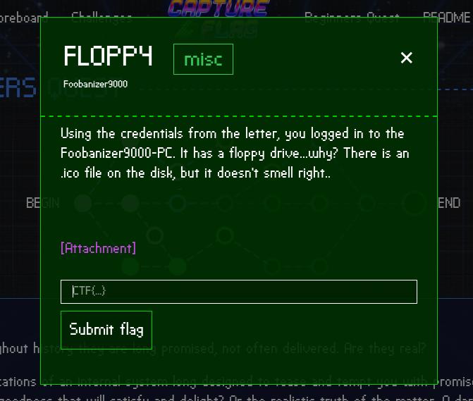 CTF, Capture The Flag – SEC-LABS R&D